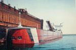 Edwin H. Gott Loads at Two Harbors